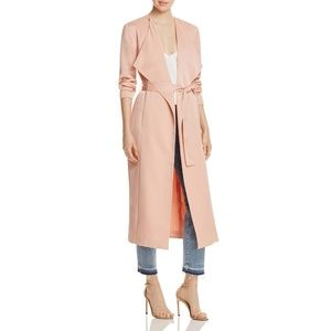 Finder Keepers Pyramids Belted Coat Blush